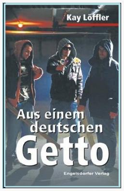 """Cover """"Aus einem deutschen Ghetto"""""""
