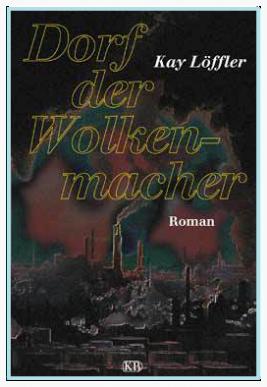 """Cover Originalausgabe """"Dorf der Wolkenmacher"""""""