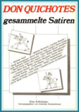 "Cover ""Don Quichottes gesammelte Satiren"""
