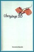 """Cover """"Übergänge 20"""" Autorenkreis Rhein-Erft"""